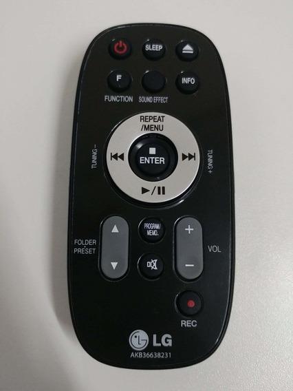 Controle Original Tv Akb36638231 Novo Envio Já