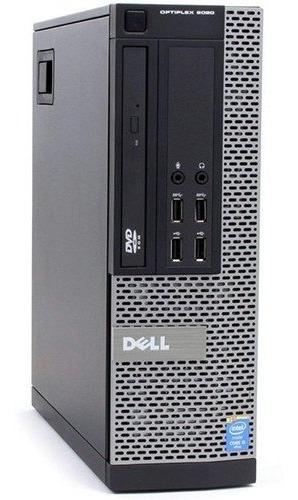 Imagen 1 de 3 de Cpu Dell Intel I7 8gb Ram 500gb Hdd Equipos Renew Clase A