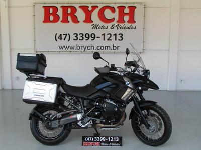 Bmw R 1200 R1200 Gs Sport Trible Black Abs 2012