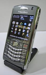 Celular Blackberry 8110 ( Vintage ) Color Gris