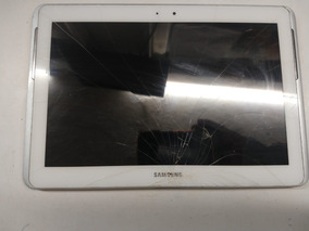 Tablet Samsung Galaxy Tab2 (tela Trincada ) Funcionando