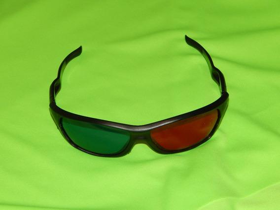 2 Óculos 3d Anatômico Lente Rígida Cinema Computador Celular