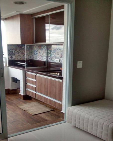 Apartamento Em Vila Augusta, Guarulhos/sp De 95m² 3 Quartos À Venda Por R$ 640.000,00 - Ap336024