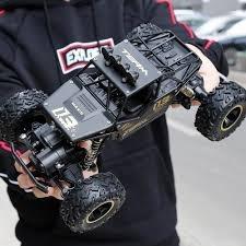 Carro Controle Remoto 4x4 Hb Toys Alta Veloc. Promoção