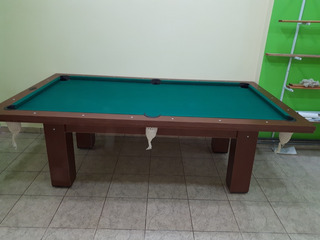 Mesa De Pool Familiar + Kit Completo