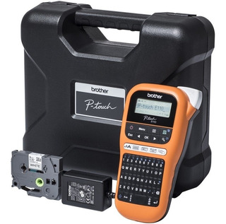 Rotuladora Brother P/etiq E-110vp 12mm