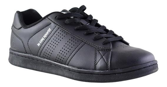 Zapatilla Escolar Lecoq Sportif Sculi Black