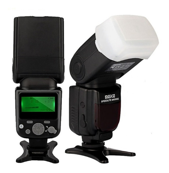 Flash Para Nikon D7200 D3300 D3100 D5200 D7100 D7000 D5100