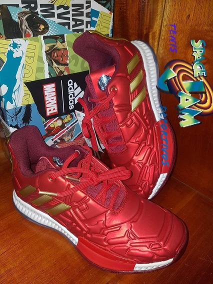 adidas James Harden Vol. 3 En 23 Cm Iron Man Avengers