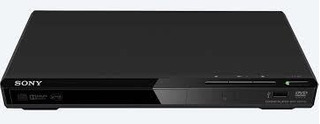 Reproductor Dvd Usb Mp3 Sony Dvpsr370