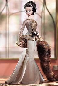 Barbie Silkstone Chataine Fao Schwarz - 2003 - Rara - Nrfb