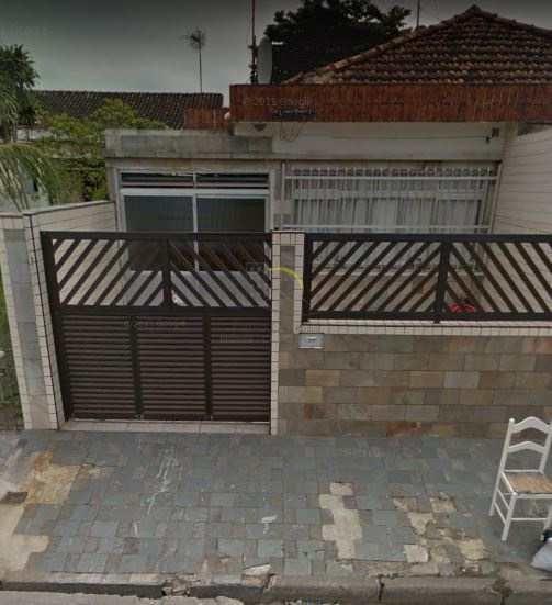 Casa Com 3 Dorms, Vila Nossa Senhora De Fátima, São Vicente, Cod: 1628 - A1628