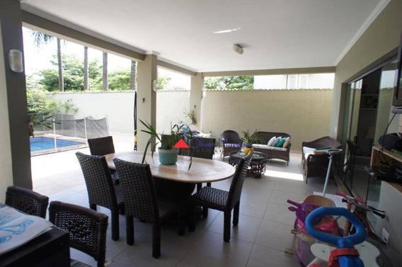 Sobrado Com 4 Dormitórios À Venda, 450 M² Por R$ 1.500.000,00 - Adalgisa - Osasco/sp - So2291