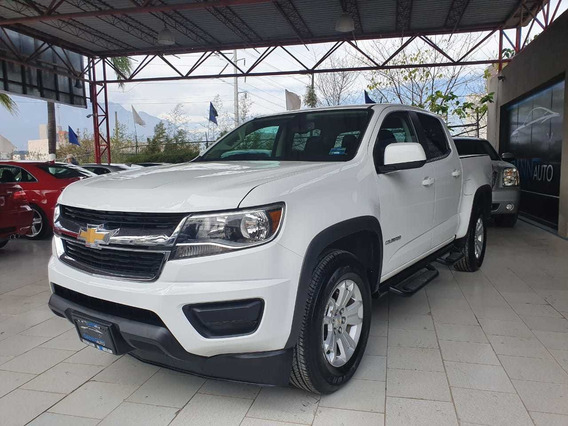 Chevrolet Colorado 2018 2.5 Wt Paq. B 4x2 F. Niebla At