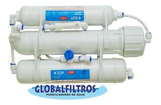 Filtro Purificador De Água Osmose Reversa Compacta Ro3-50g