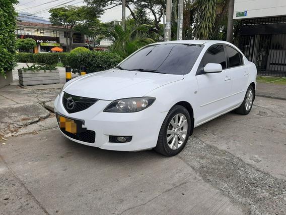 Mazda 3 1.6 Sedan Mecánico 2009