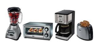 Paquete Oster Combo Deluxe 4 Productos (licuadora, Horno, Cafetera Y Tostador) Envio Full Gratis 12 Meses Sin Intereses!