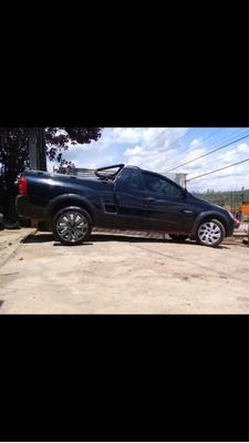 Chevrolet Montana 1.4 Conquest Flex 2p 2010 Ar E Direcao