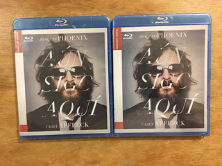 Joaquin Phoenix Aun Sigo Aqui Casey Affleck Blu Ray Nuevo