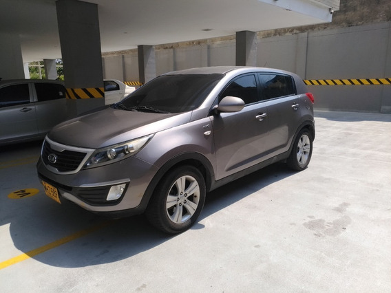 Kia New Sportage Full Equipo 2013