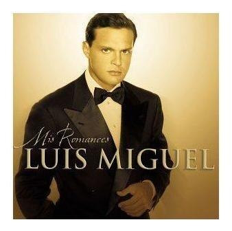 Luis Miguel Mis Romances Cd Nuevo