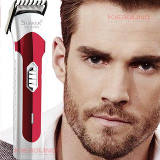Maquina De Afeitar Corta Barba Inalambrica Regulable