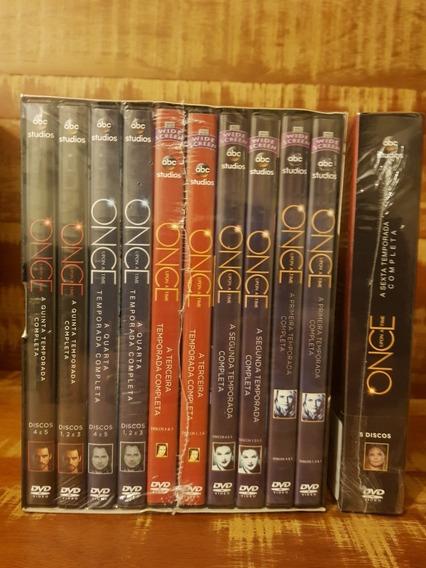 6 Temporadas Once Upon A Time
