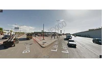 Terreno Comercial En Renta En Periferico Torreon