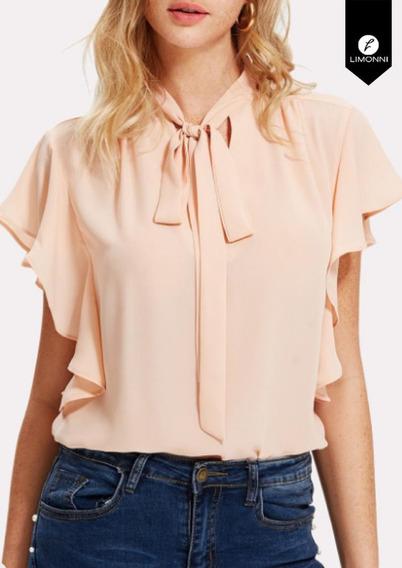 Blusas Para Mujer Limonni Li419 Casuales