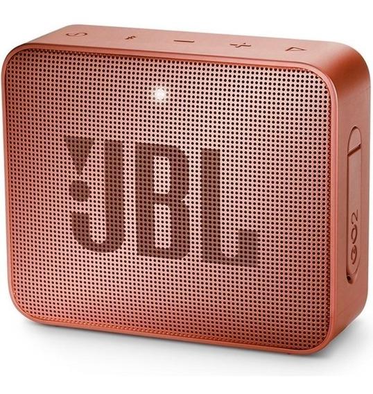 Caixa De Som Jbl Go 2 Portátil 3w Bluetooth Original