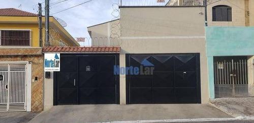 Sobrado Com 2 Dormitórios À Venda, 69 M² Por R$ 360.000,00 - Vila Constança - São Paulo/sp - So0145