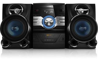 Minicomponente Phillips Mini Hi-fi System Fwd410