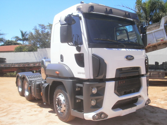 Ford Cargo 2842 Ano 2015 Tractor Automatico