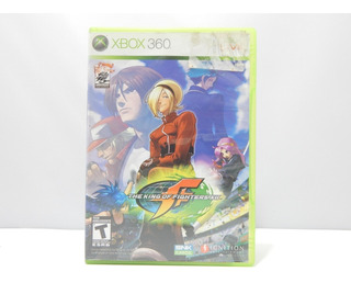 The King Of Fighters Xii - Xbox 360 ¡fisico-usado!