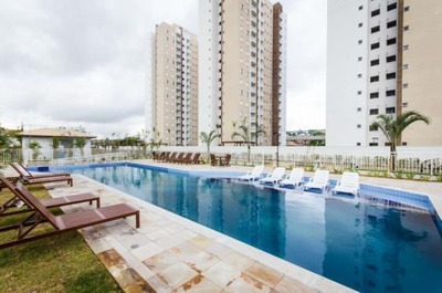 Apartamento Residencial À Venda, Vila Ema, São Paulo. - 3417