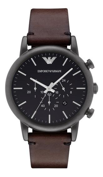 Reloj Original Caballero Marca Giorgio Armani Modelo Ar1919