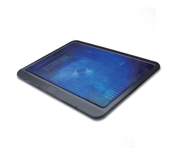 Base Suporte Inclinavel Notebook Ate 15,4 Cooler Led Usb