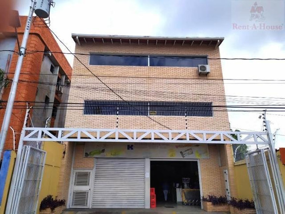 Edificio En Venta Centro Cabudare Lara 20-22787