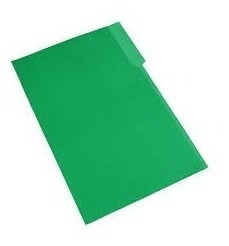 Carpeta Interna Oficio Nepaco Color Caja X25 Plus