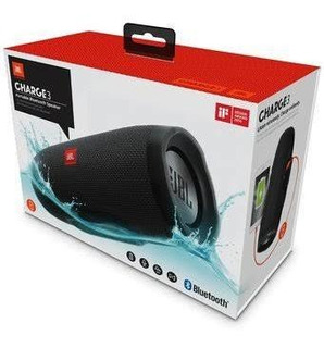 Bocina Recargable Jbl Charge 3