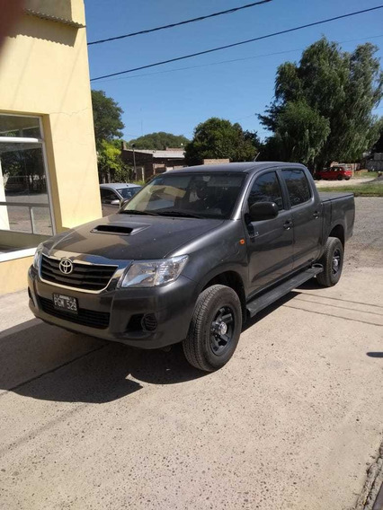 Toyota Hilux Dx 2.5 Dc Pack