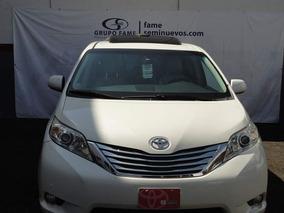 Toyota Sienna Limited 3.3l 5 Puertas