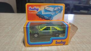 Auto De Coleccion Buby Coupe Fuego Rally