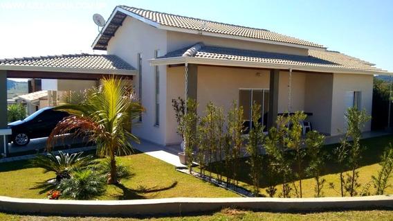 Casa Térrea Em Atibaia, Condomínio Atibaia Park ( Terras De Atibaia) - Ca00630 - 34559940