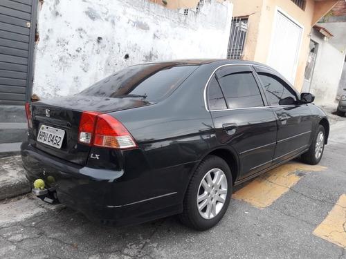 Honda Civic Lx 1.7 2004