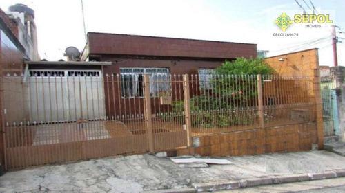 Casa Com 1 Dormitório À Venda Por R$ 430.000,01 - Cidade São Mateus - São Paulo/sp - Ca0175