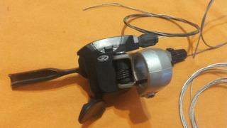 Shifters Integrados Shimano Dual Control