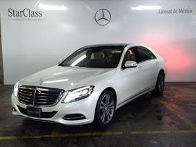 Mercedes-benz S Class 2014