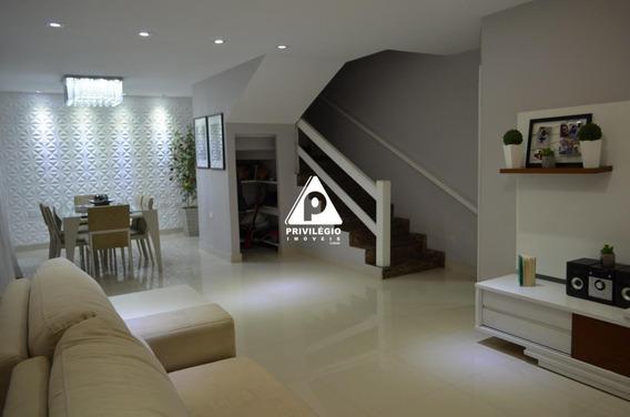 Casa Em Condomínio À Venda, Vila Valqueire - Rio De Janeiro/rj - 23766