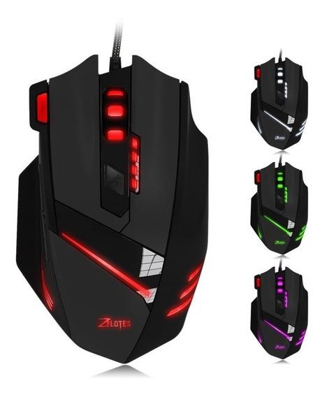 Gaming Mouse 7200 Dpi Com Fio Usb Computador (oferta)